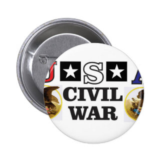cw double eagle image 2 inch round button