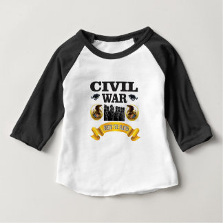 CW freed the slaves Baby T-Shirt