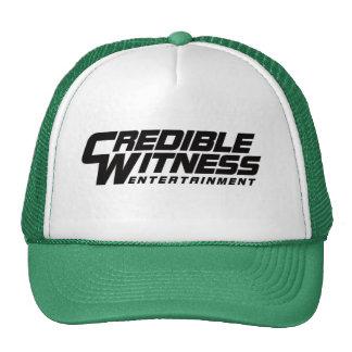 CW Green Cap Hats
