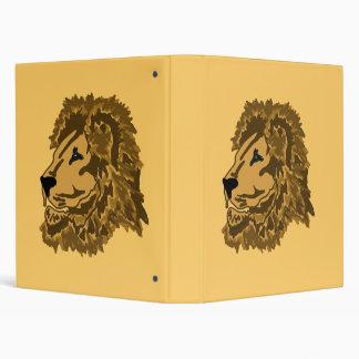 CW- Lion Art Binder