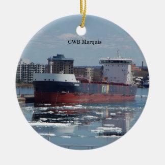CWB Marquais ornament