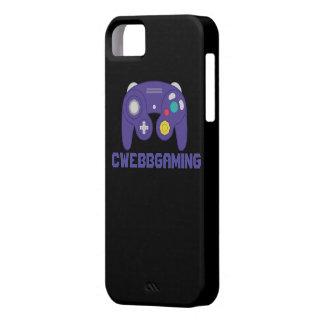CWEBBGAMING I phone 5/5s phone case