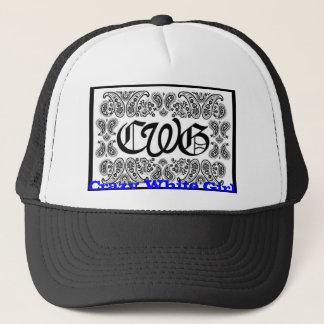 cwg, Crazy White Girl Trucker Hat