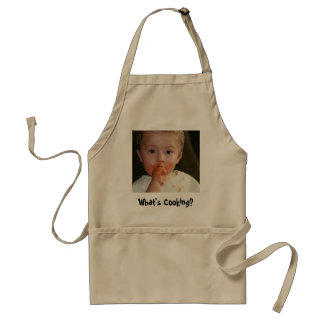 CWJ - What's Cooking? Standard Apron