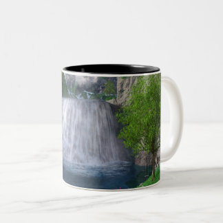 Cwm Waterfall Mug