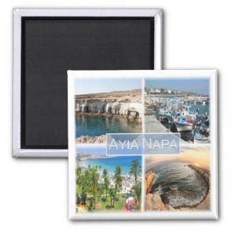 CY * Cyprus - Ayia Napa Magnet