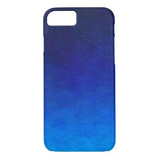 Cyan Circular - Apple iPhone Case