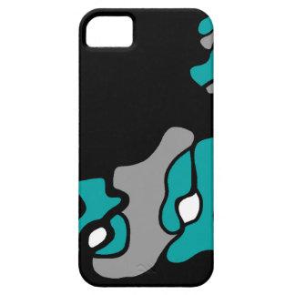 Cyan creativity iPhone 5 case