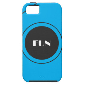 Cyan is for Youth, Black is for Confidence iPhone 5 Case