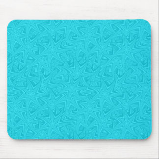 Cyan Mousepad, Bright Colors Mouse Pad