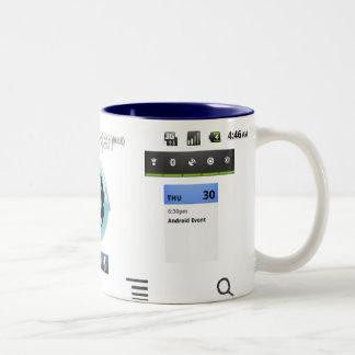 cyanogen android mug