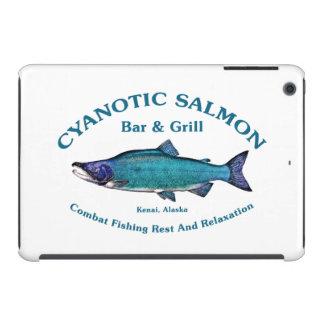Cyanotic Salmon Bar Grill iPad Mini Retina Case