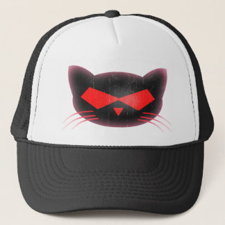 Cyber-Cat Trucker Hat