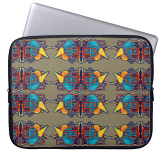 Cyber Heart Laptop Sleeve