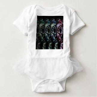 Cyber kid baby bodysuit