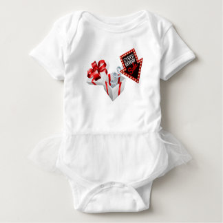 Cyber Monday Box Spring Sale Sign Baby Bodysuit