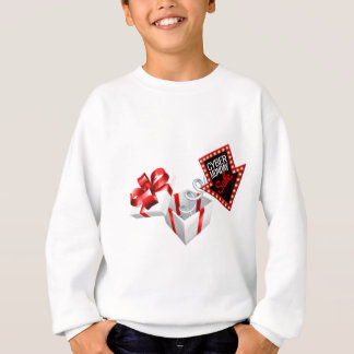 Cyber Monday Box Spring Sale Sign Sweatshirt