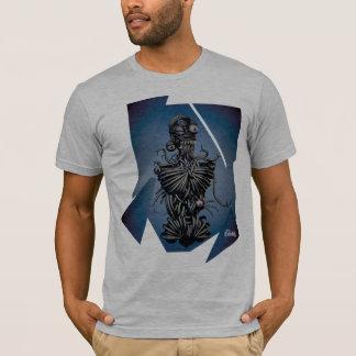 Cyber Skull T-Shirt