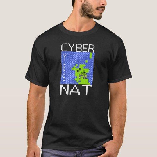 CYBERNAT T-Shirt