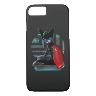 Cyberpunk Ninja Cat iPhone 8/7 Case