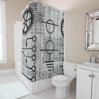 Masculine Shower Curtains Zazzle Canada