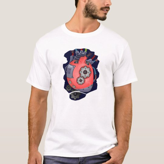 Cyborg Heart T-Shirt