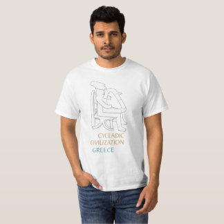 Cycladic Civilization T-Shirt