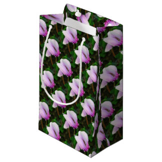 Cyclamen Small Gift Bag