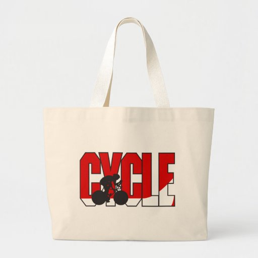 Cycle Canvas Bags