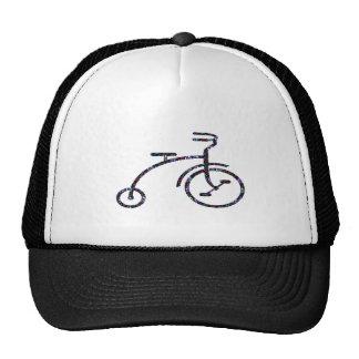 CYCLE Bike Ride Drive Unique Vintage FUN NVN552 GI Trucker Hat