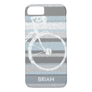 cycle/cycling personalized-bike iPhone 7 case