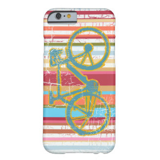 cycle . cycling & stripes barely there iPhone 6 case