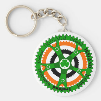 Cycle Ireland Keychain