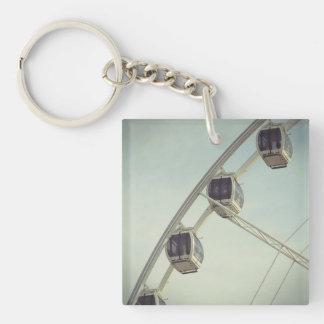 Cycle Keychain