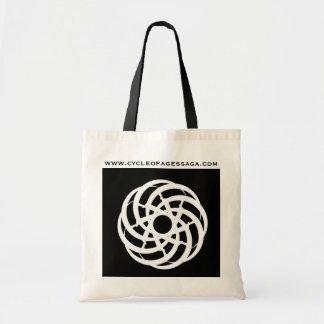 Cycle of Ages Saga Logo -- Tote Bag