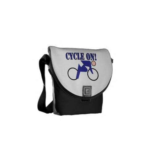 Cycle On Courier Bag