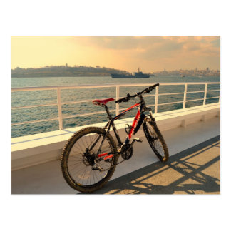 Cycle Postcard