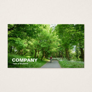 Cycle Way Business Card