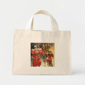cycles tote bag