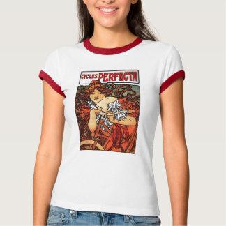 Cycles Perfecta Ringer T-Shirt