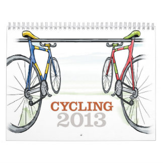 Cycling 2013 - Calendar for Cyclists