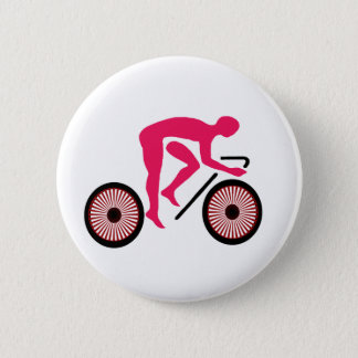 Cycling 2 Inch Round Button