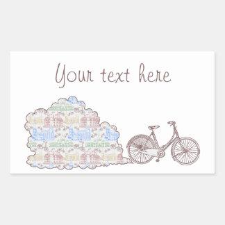 Cycling Aarhus, Sticker