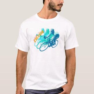 Cycling Art Tee. Fully Customizable! Info below. T-Shirt