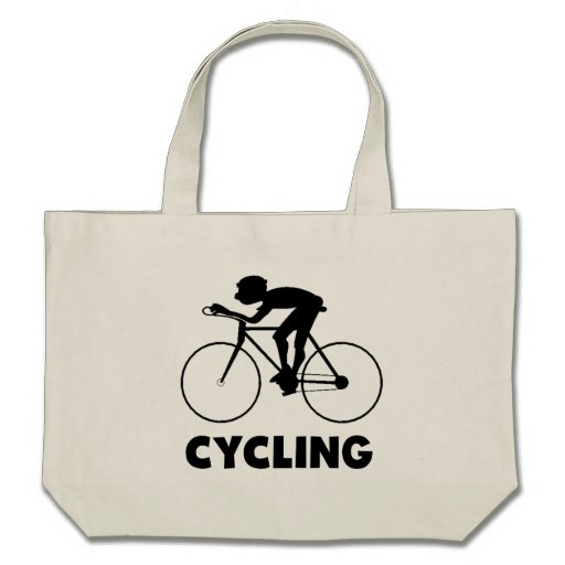 Cycling Canvas Bags