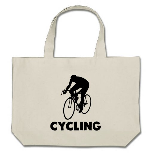 Cycling Canvas Bag