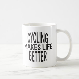 Cycling Better Mug - Assorted Styles & Colors