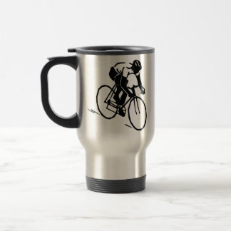Cycling bicycle Biker Travel Mug