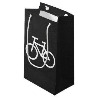 Cycling Bikes Minimal Small Gift Bag