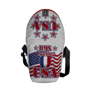 Cycling BMX USA Courier Bags